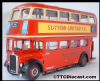 EFE 11113B Leyland Titan RTL - London Transport - Route 88 - Oxford Circus PRE OWNED